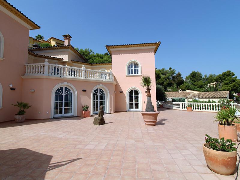 Villa de luxe à côté du Club de Golf La Sella à Dénia. RefPCS9725